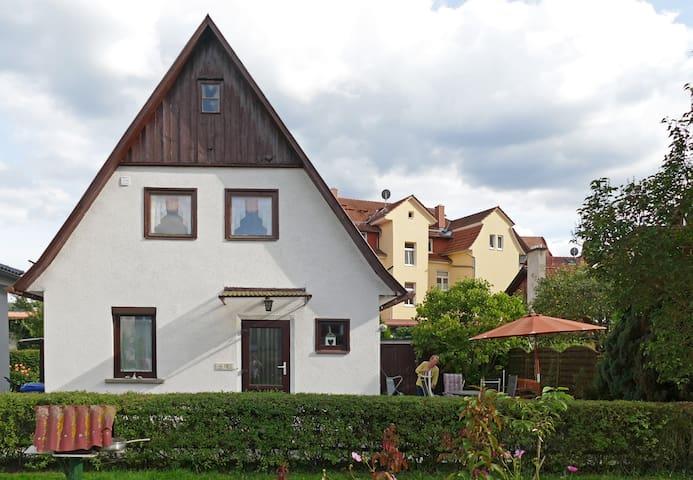 Das Meininger Ferienhaus