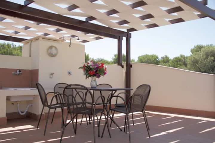 "Apartment ""DALIA"": up to 6 guests (perfect for 4)!"