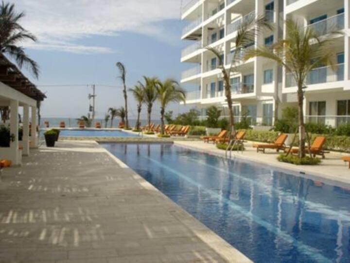 Beautiful Apartment in Cartagena