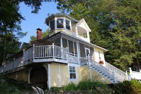 Lake Muskoka Cottage - Bala - Casa