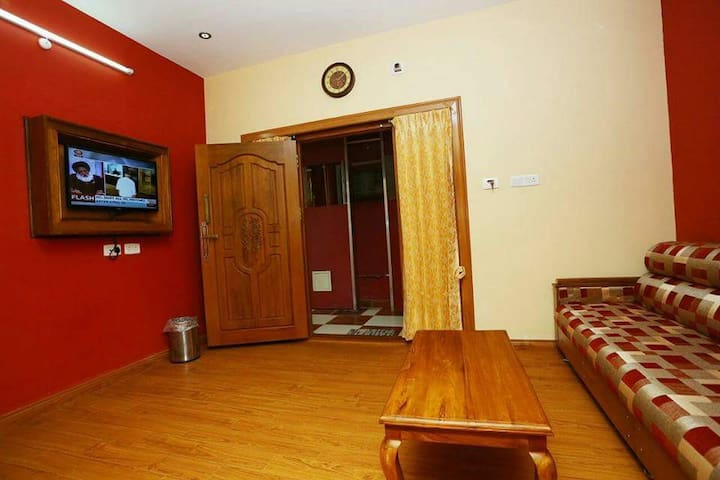 Georgeous serviced apartment for mesmerizing stay