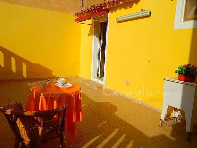 La verandina a portopalo di c.p. - Portopalo di Capo Passero - Casa