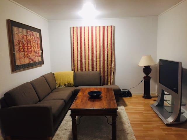 City sentrum apartment with privat roms