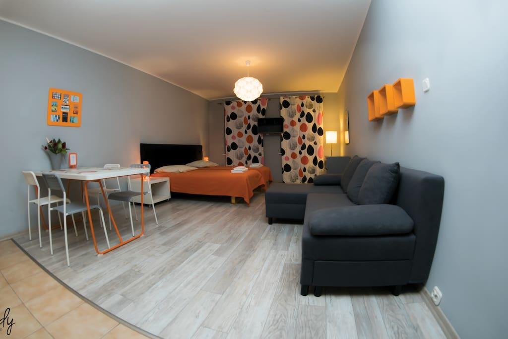 Apartamenty Sedinum - Brama Portowa - Colors