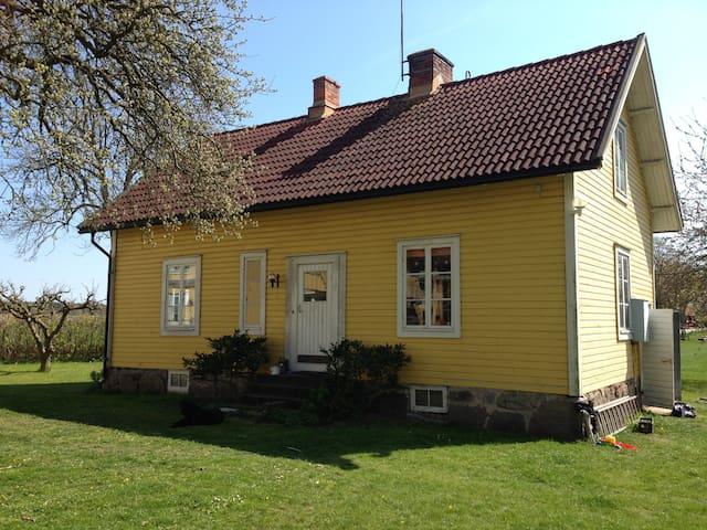 Gräsgärde Farmstay (Bo på lantgård) - Gräsgärde - Casa