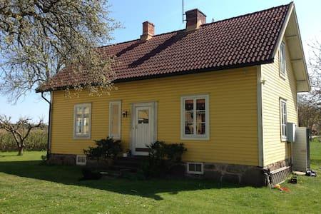 Gräsgärde Farmstay (Bo på lantgård)