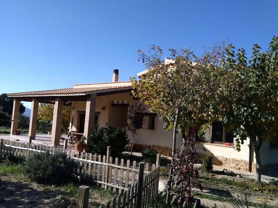 Habitaci n en plena naturaleza chalets en alquiler en for Alquiler chalet piscina privada comunidad valenciana