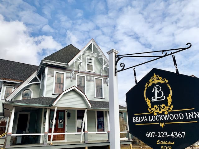 Belva Lockwood Inn