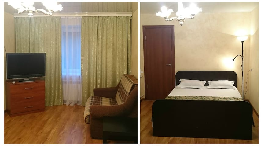 1к. квартира в тихом дворике - Podolsk - Daire