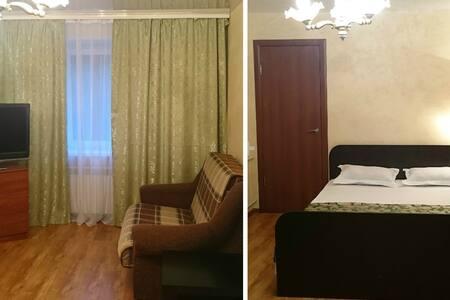 1к. квартира в тихом дворике - Podolsk - Apartment