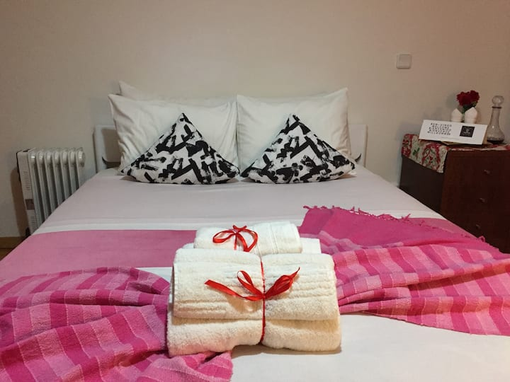 Clean Private Room -Braga 02- Family Accommodation