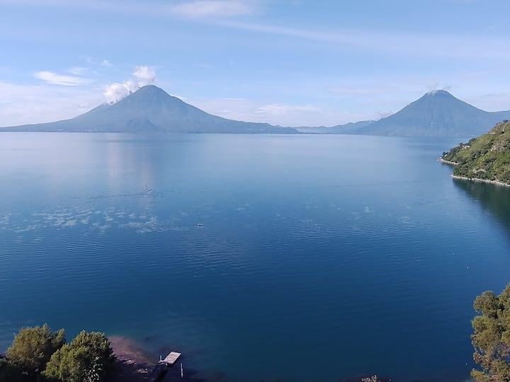 Segundo nivel de Torres de Atitlan