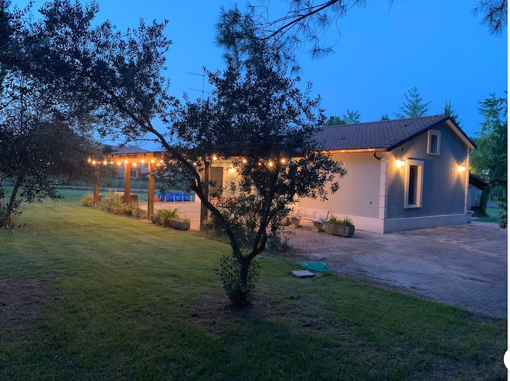 Cottage delle Oche.  Camera Singola