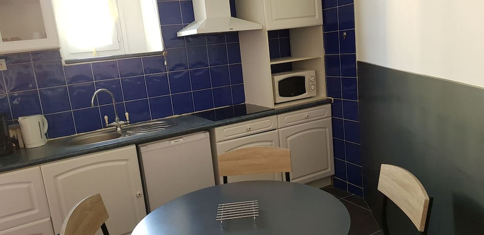 Appartement  NICE Centre Coulée Verte 2 Pers ou 4