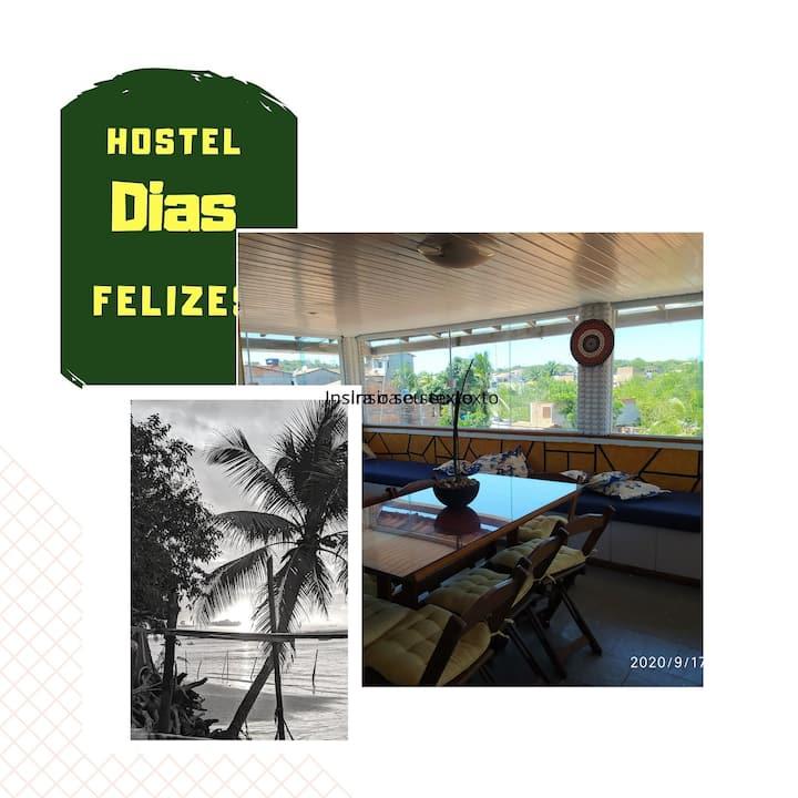 O melhor Hostel da Região estar na Gamboa do Morro