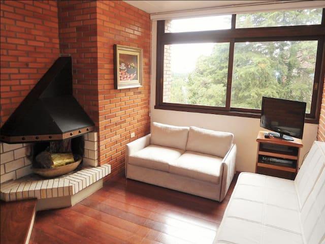Apto Aconchegante Lago Negro - Gramado - Apartment