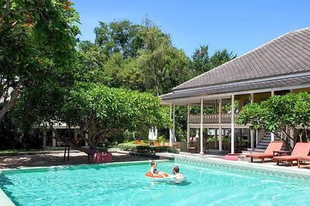 Baan Bayan Hotel - Tambon Hua Hin - Bed & Breakfast