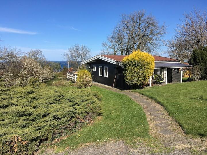 Fint Sommerhus med havudsigt,Allinge.NordBornholm.