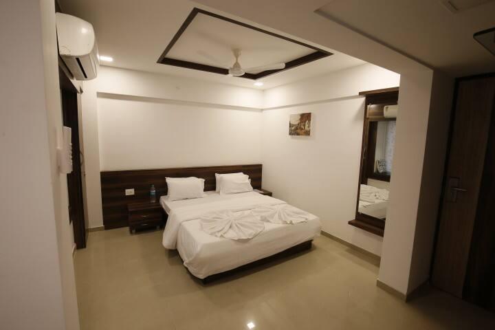 Private space in Pune suburbs - Pune - Apartamento