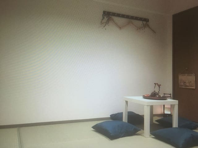 Sakura tour of Osaka Villa Hostel - 大板 - Rumah