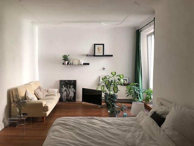 Cozy & quiet apartment in Prenzlauer Berg