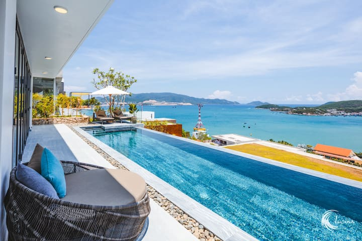 ✯LUCINA VILLA - FOUR BEDROOMS  - INFINITY POOL✯