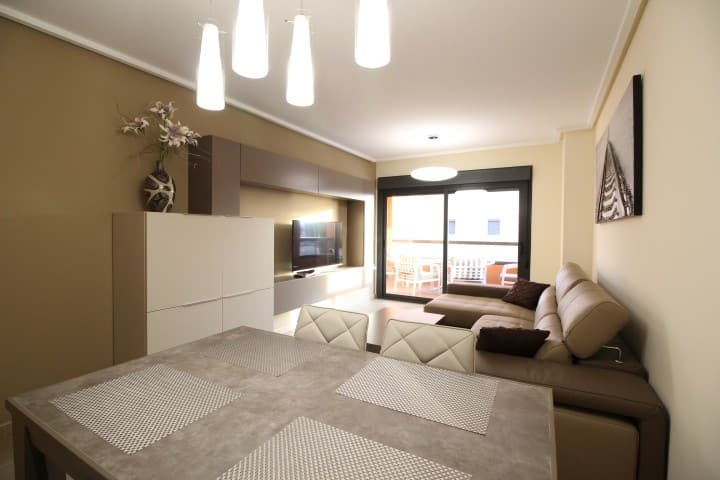 Apartamento para alquiler vacacional en Denia