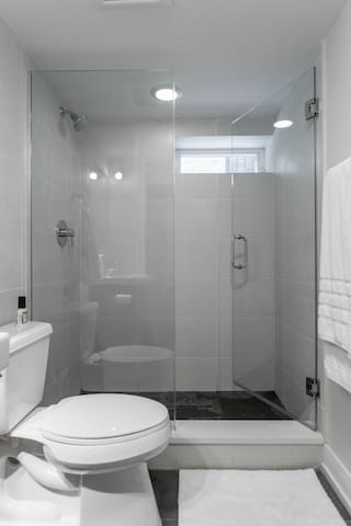 SPA like shower