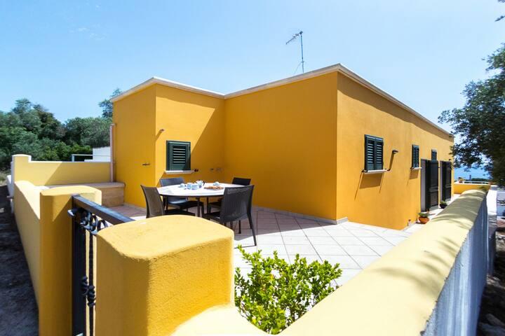 Elegante casa sul mare - Salento - Marina di Andrano - House