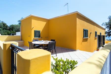 Elegante casa sul mare - Salento - Marina di Andrano