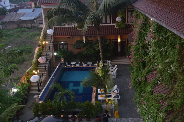 Hotel Huber Medan