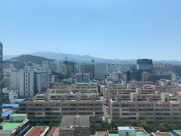 [오픈 특가 이벤트] 신제주 Jeju City Centre  +ROOST HOUSE #3+