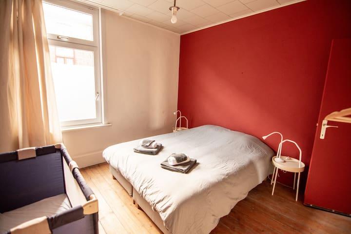 Bedroom #1, 1st floor