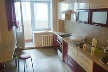 Квартира в пяти минутах от Самара-Арены