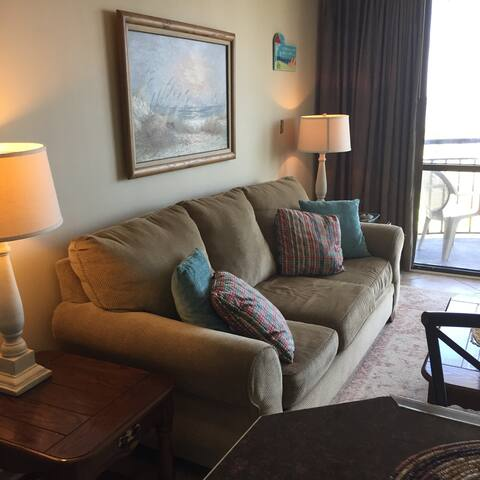Cozy One Bedroom Myrtle Beach Condo