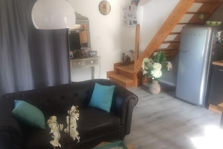 Petite maison pleine de bonheur