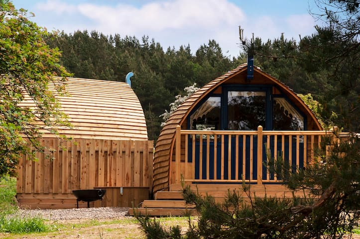 Langley Glamping Cabins - Blackcleugh