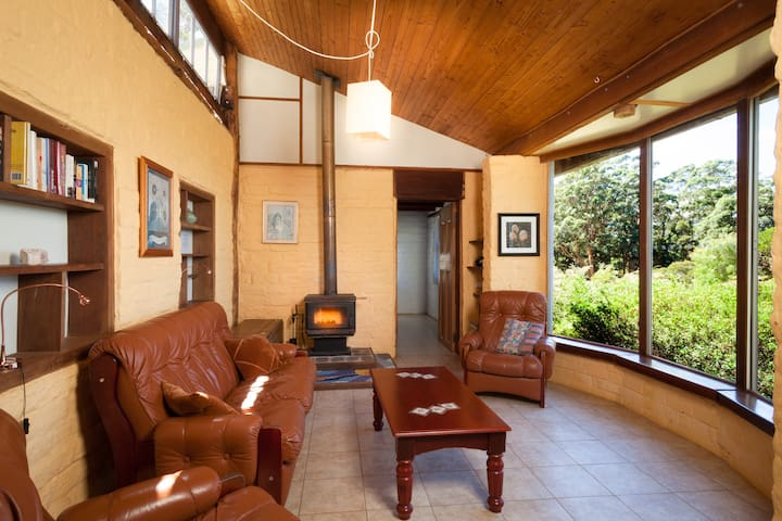 Eco Cottage with amazing views - Winter Special