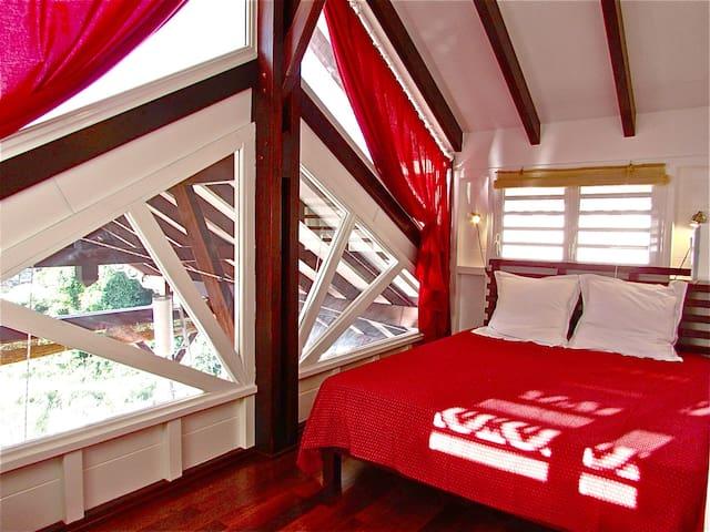 Chambre double (lit 160 x 200 cm)