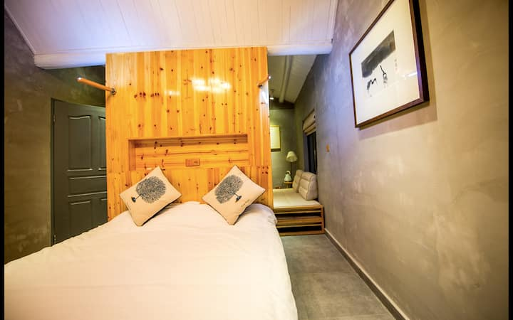 雁荡山羊舍客栈|大龙湫景区|套房|恒温水床|家庭房|含早