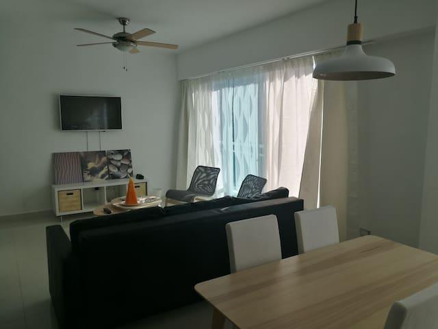 1 Bedroom Apartment in the heart of Santo Domingo - Santo Domingo - Apartamento