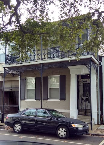 Historic home right in downtown - Mobile - Daire