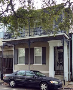 Historic home right in downtown - Mobile - Apartment