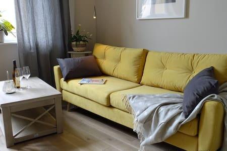 GRIS - wygodny 2pok apartament, WiFi, klimatyzacja - Varşova - Daire