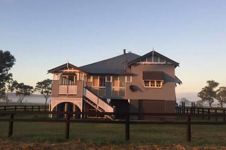Killara Homestead - A Thoroughbred Retreat