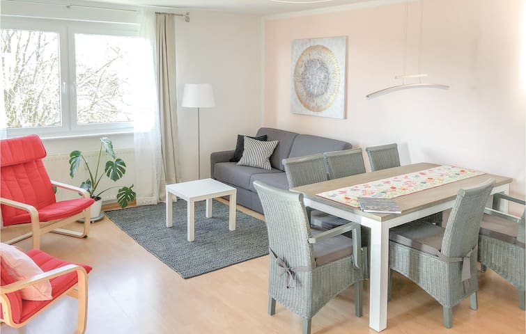 Holiday apartment with 2 bedrooms on 60m² in Insel Poel/Wangern