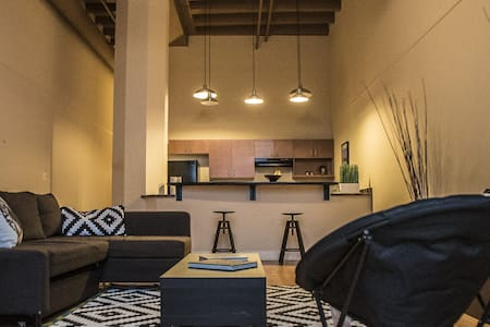 Great loft near museums and Downtown. - Milwaukee