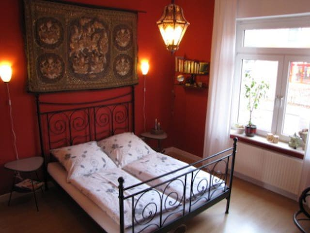 Casa Nostra, Bed&Breakfast, Wesel-Büderich, Rhein - Wesel - Pousada
