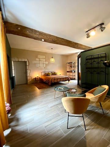 Chambre d'hôte Marcel - La Gouronerie