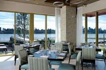 Haven Restaurant in Edgewater (5min drive from apt)